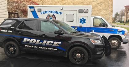 Friendship.Cop.Car